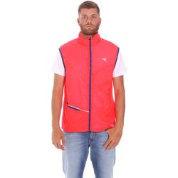 textil Herr Koftor / Cardigans / Västar Diadora 102174986 Rosa