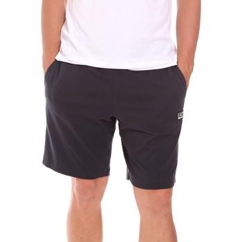 textil Herr Shorts / Bermudas Ea7 Emporio Armani 3KPS53 PJ7BZ Blå