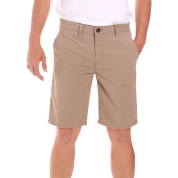 textil Herr Shorts / Bermudas Lumberjack CM80648 002EU Beige