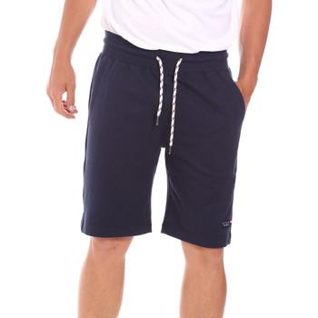 textil Herr Shorts / Bermudas Key Up 2F38E 0001 Blå