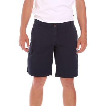 textil Herr Shorts / Bermudas Lumberjack CW80748 002EU Blå