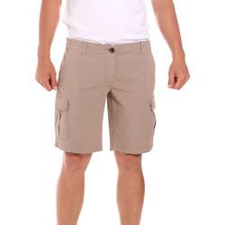 textil Herr Shorts / Bermudas Lumberjack CW80748 002EU Beige