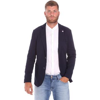 textil Herr Jackor Sseinse GAE716SS Blå