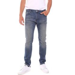 textil Herr Jeans Lumberjack CMB3447 002EU Blå