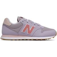 Skor Dam Sneakers New Balance NBGW500BE1 Violett