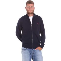 textil Herr Koftor / Cardigans / Västar Lumberjack CM60142 018EU Blå