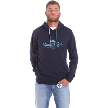textil Herr Sweatshirts Key Up 2F453 0001 Blå