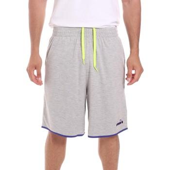 textil Herr Shorts / Bermudas Diadora 102175673 Grå