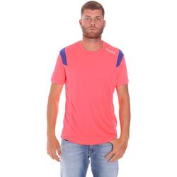 textil Herr T-shirts Diadora 102175719 Rosa