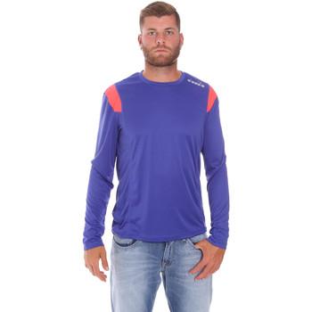 textil Herr Långärmade T-shirts Diadora 102175720 Blå