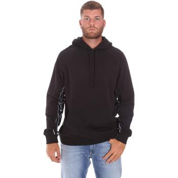 textil Herr Sweatshirts Diadora 502175821 Svart