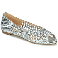 Skor Dam Sandaler Cosmo Paris HAYANE Silver