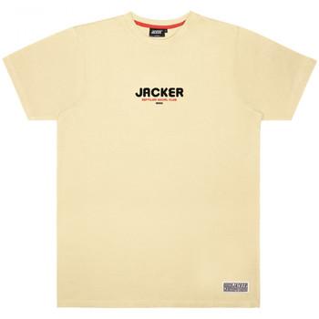 textil Herr T-shirts Jacker Reptilian Beige