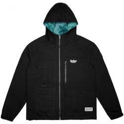 textil Herr Vindjackor Jacker Money makers jacket Svart
