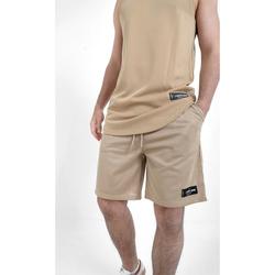 textil Herr Shorts / Bermudas Sixth June Short  Mesh beige