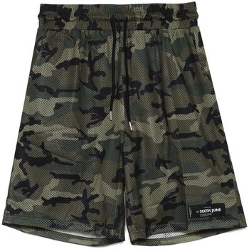 textil Herr Shorts / Bermudas Sixth June Short  Mesh