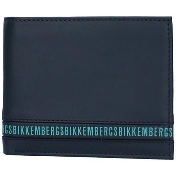 Väskor Herr Plånböcker Bikkembergs E2BPME2D3043 BLUE