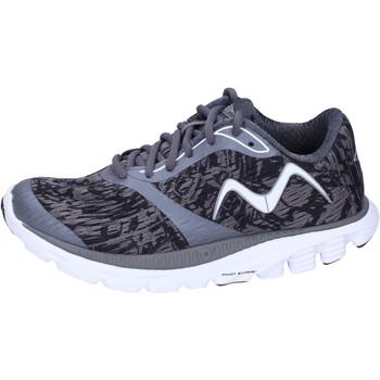 Skor Dam Sneakers Mbt BH445 ZOOM 18 Fast Grå