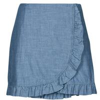 textil Dam Kjolar Vero Moda VMAKELA Blå