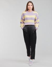 textil Dam Baggybyxor Vero Moda VMKYRA Svart