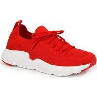 Skor Dam Sneakers American Club INT1099C Röda
