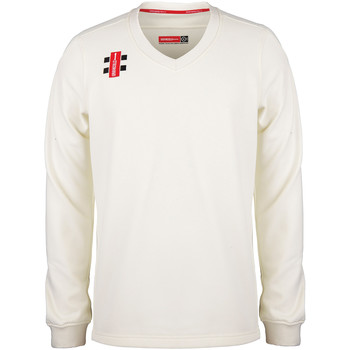 textil Sweatshirts Gray-Nicolls GN029 Elfenben