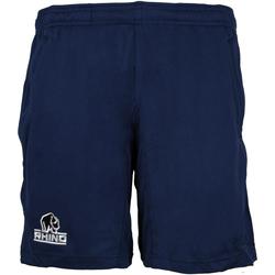 textil Herr Shorts / Bermudas Rhino RH016 Marinblått
