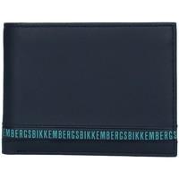 Väskor Dam Plånböcker Bikkembergs E2BPME2D3023 BLUE