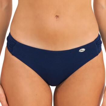 textil Dam Bikinibyxa / Bikini-bh Sun Playa 1010 TANGA MARINE Blå