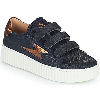 Skor Dam Sneakers Vanessa Wu MISTRAL Blå