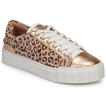 Skor Dam Sneakers Vanessa Wu LEVANTER Leopard
