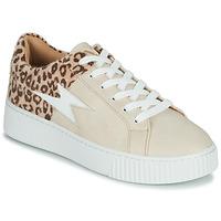 Skor Dam Sneakers Vanessa Wu VENDAVEL Beige / Leopard