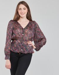 textil Dam Blusar Morgan CODE Flerfärgad