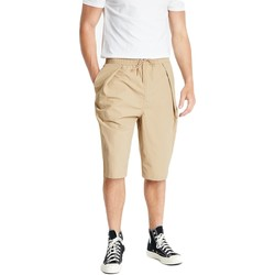 textil Shorts / Bermudas Converse Shapes Triangle Beige