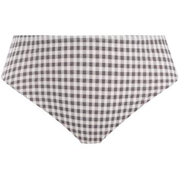 textil Dam Bikinibyxa / Bikini-bh Elomi ES800372 GYL Grå