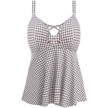 textil Dam Bikinibyxa / Bikini-bh Elomi ES800361 GYL Grå
