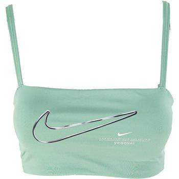 textil Dam Sport-BH Nike Dri-FIT Indy Grön