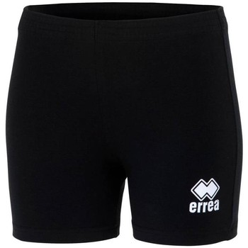 textil Dam Shorts / Bermudas Errea Short Femme  Volley noir