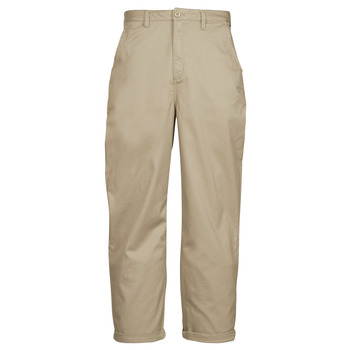 textil Herr Chinos / Carrot jeans Vans AUTHENTIC CHINO SLIM PANT Beige