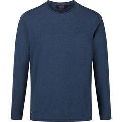 textil Herr Sweatshirts Regatta  Marinblått