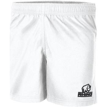 textil Barn Shorts / Bermudas Rhino  Vit