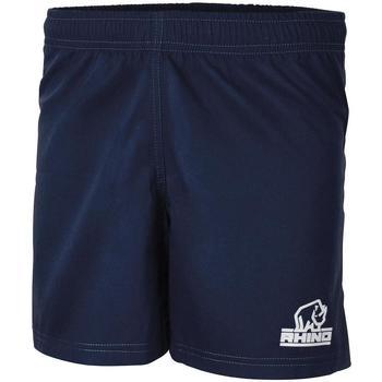 textil Shorts / Bermudas Rhino  Marinblått