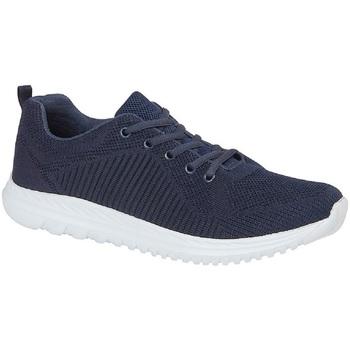 Skor Sneakers Dek  Marinblått