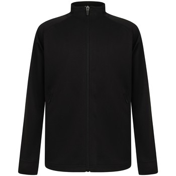 textil Pojkar Sweatjackets Finden & Hales LV873 Svart/Svart
