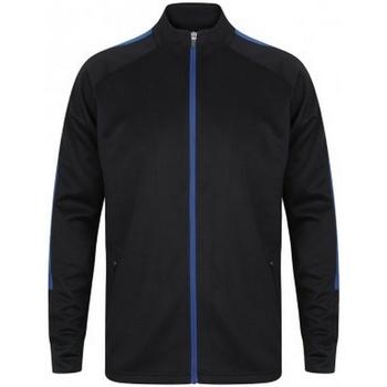 textil Pojkar Sweatjackets Finden & Hales LV873 Marinblått/Royal