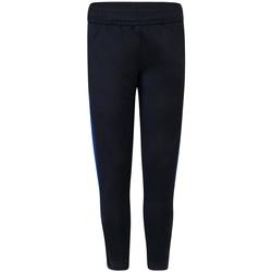 textil Pojkar Joggingbyxor Finden & Hales LV883 Marinblått/Royal