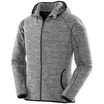 textil Dam Sweatshirts Spiro S245F Grå/Svart