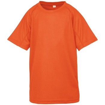 textil Barn T-shirts Spiro SR287B Flo Orange