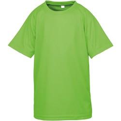 textil Barn T-shirts Spiro SR287B Lime Punch