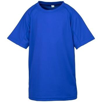 textil Barn T-shirts Spiro SR287B Kungliga